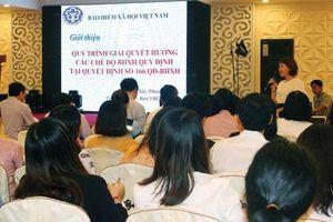 Đồng Nai: Giải đáp vướng mắc về chính sách BHXH