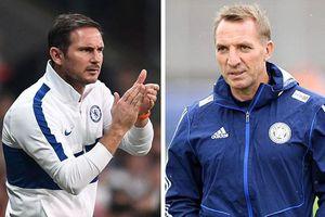 Nhận định Chelsea - Leicester: Lampard sẵn sàng hạ gục 'người quen cũ' Rodgers