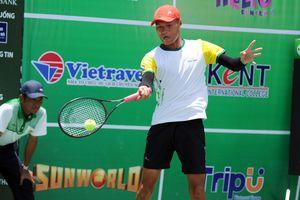 Giải quần vợt VTF Pro Tour 200: Phạm Minh Tuấn tiếp tục làm cú đúp cho TPHCM