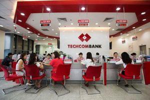 Techcombank phát hành 3,5 triệu cổ phiếu cho người lao động
