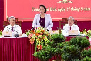 Quốc hội ủng hộ tối đa Dự án bảo tồn, tu bổ, tôn tạo di tích Kinh thành Huế