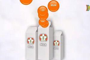 Bổ sung vi chất vào sản phẩm cho Sữa học đường liệu có trái luật?