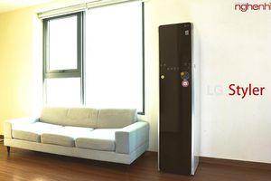 Trải nghiệm tủ chăm sóc quần áo LG Styler: sức khỏe và sự tiện lợi là ưu tiên