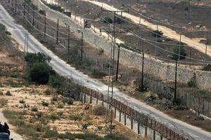 Israel tiêu diệt nhóm người Palestine có vũ trang gần biên giới