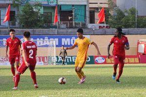 Thanh Hóa FC thất thủ ngay trên sân nhà, nguy cơ xuống hạng ở trước mắt