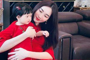 Lâu lâu mới 'lên sóng', con gái Hoa hậu Đặng Thu Thảo khiến dân mạng được phen ngỡ ngàng vì lớn nhanh như thổi
