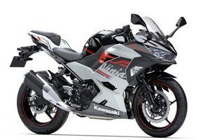 Khám phá Kawasaki Ninja 250 2020, giá từ 142 triệu đồng
