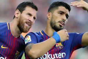 Suarez, Messi chấn thương nghỉ 1 tháng, Barca rơi vào 'khủng hoảng'?