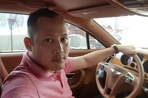 Bắt 'thiếu gia' Công ty Công Lý ở Cà Mau