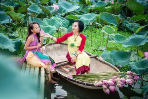 Hé lộ bản 'Hợp đồng mẫu tử' của Thái Thùy Linh và con gái Thái An