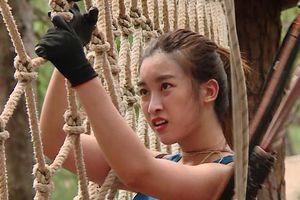 'Cuộc đua kỳ thú 2019' tập 7: Sau nhiều tuần bị chê, Đỗ Mỹ Linh bật khóc khi tự thực hiện thử thách