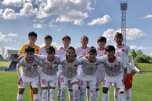 Đội tuyển nữ Việt Nam 'vùi dập' Indonesia, chờ quyết đấu Myanmar