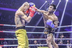 'Đệ nhất Thiếu Lâm' Nhất Long chính thức hủy kèo đấu với 'Thánh Muay' Buakaw vì... đau lưng