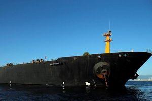 Tàu Iran rời lãnh thổ Anh, bất chấp áp lực từ Mỹ