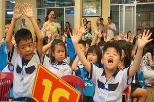 1001 cung bậc cảm xúc của học sinh lớp 1 trong ngày tựu trường