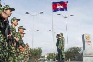 Nhiều hoạt động giao lưu hữu nghị biên giới Việt Nam-Campuchia
