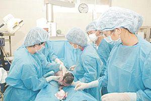Hà Nội: Chấn chỉnh việc sử dụng phương pháp vô cảm gây tê vùng trong mổ lấy thai