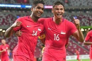 Singapore đặt tham vọng dự World Cup 2034