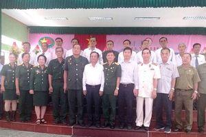 Ra mắt Hội Doanh nhân cựu chiến binh tỉnh Đồng Tháp