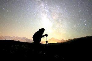 Du lịch... ngắm dải ngân hà