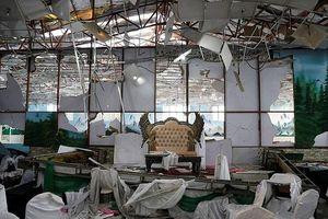 Đánh bom đám cưới ở Afghanistan, ít nhất 63 người chết