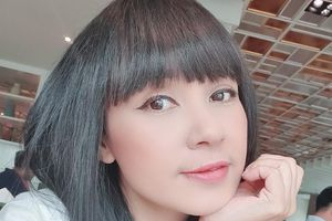 Việt Trinh được khen 'trẻ như gái 18' nhờ kiểu tóc mới