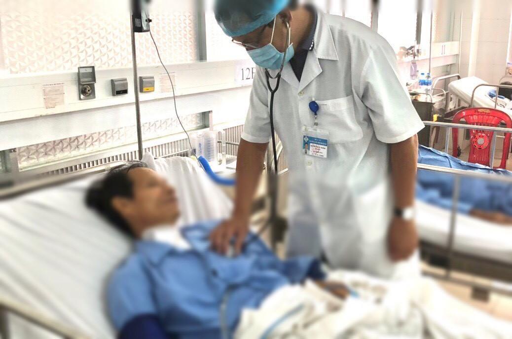 Cứu sống bệnh nhân bị u tim kích thước lớn hiếm gặp