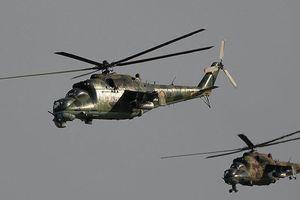 Serbia sắp nhận những 'cỗ xe bay ma quỷ' MI-35 của Nga