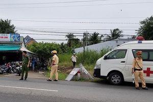 Bắt giam 4 người tạt xăng đốt cán bộ đoàn cưỡng chế đất ở Cà Mau