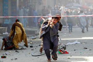Afghanistan rung chuyển vì hàng loạt vụ đánh bom trong ngày Độc lập