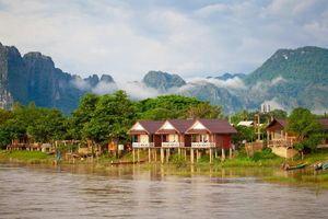 Du lịch Lào, tìm lại cảm giác thanh tịnh chốn tâm linh và làng quê
