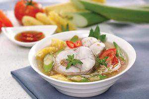 Canh chua cá quả thơm ngon đúng chuẩn miền Tây Nam Bộ