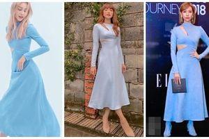 Mlee 'chặt đẹp' Min khi mặc chung chiếc váy từng vướng nghi án 'đạo nhái'