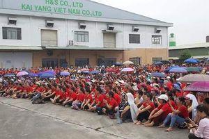 Vụ hơn 2.000 công nhân ở Hải Phòng bơ vơ vì giám đốc bỏ trốn: Ban lãnh đạo mới hứa gì?
