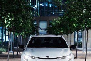 Toyota Corolla bổ sung phiên bản 'bóng đêm' Nightshare, tự hào với hàng loạt tính năng mới