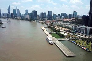 TP.HCM: Sẽ có cầu đi bộ vượt sông Sài Gòn