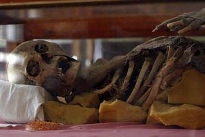 Phiến quân phát hiện xác ướp 3.000 năm tuổi ở Yemen