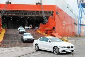 Hơn 63% xe con nhập khẩu có xuất xứ từ Thái Lan