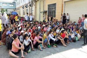 Hải Phòng: Công ty KaiYang Việt Nam sẽ hoạt động trở lại vào ngày 20/8?