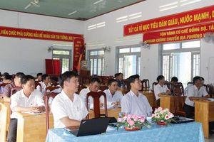 Công bố cơ chế vận hành hồ chứa thủy điện Buôn Tua Srah