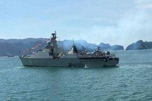 Uy lực chiến hạm Lý Thái Tổ: Khả năng tàng hình, hoạt động liên tục 20 ngày đêm trên biển