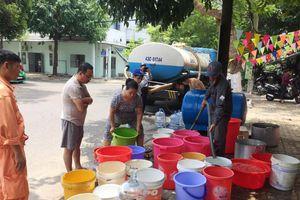 Đà Nẵng 'khát nước' sinh hoạt do nguồn cung bị nhiễm mặn