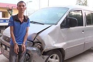 Tông chết người, tài xế lái xe bỏ trốn trong đêm