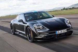 Porsche chốt ngày ra mắt xe điện Taycan