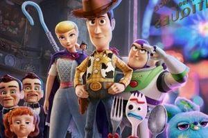 Toy Story 4 là bộ phim thứ 5 của Disney cán mốc tỷ USD trong năm 2019