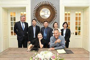 Bill Bensley là nhà thiết kế chính của Dự án JW Marriott Sapa Resort & Spa
