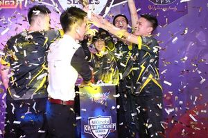 Esports Việt Nam chính thức lộ diện cái tên thứ 2 sánh vai cùng ZD Esports tham dự SEA Games 30