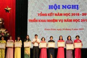Ngành GD&ĐT quận Hoàn Kiếm đạt nhiều thành tựu nổi bật
