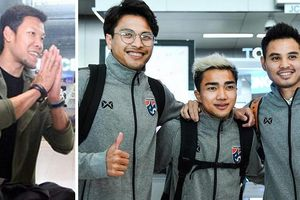 ĐT Thái Lan triệu hồi 4 cầu thủ ở nước ngoài về quyết đấu ĐT Việt Nam