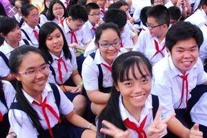 TP Hồ Chí Minh: Hơn 1 triệu học sinh vào năm học mới